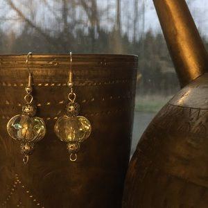 Jewelry - Vintage Lantern Earrings
